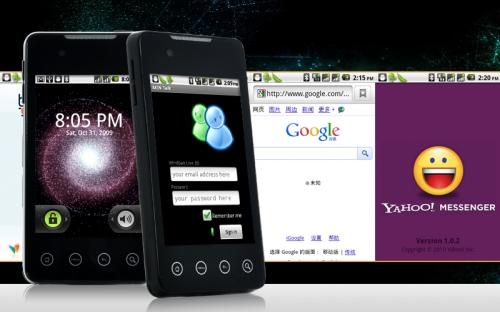 Игры Андроид Antares 4.0 Inch